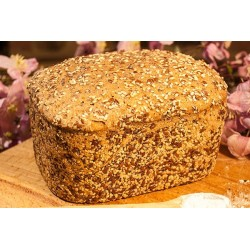 Organic Rye Sourdough (800g)