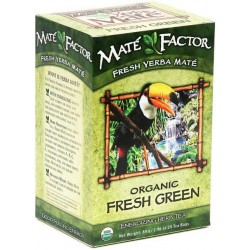 YERBA MATÉ TEA: FRESH GREEN